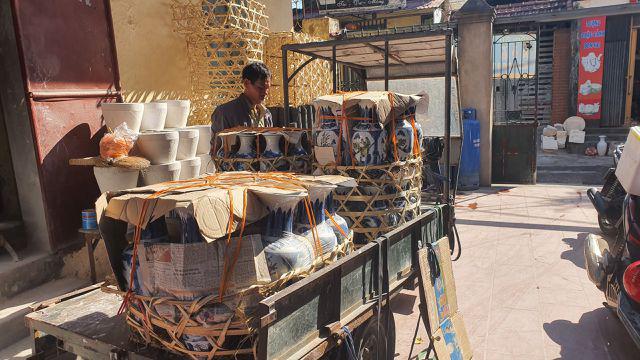 Những nghề không tên cho thu nhập ngàn đô tại làng giàu nhất nhì đất Hà thành  - Ảnh 3.