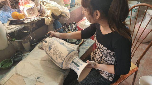 Những nghề không tên cho thu nhập ngàn đô tại làng giàu nhất nhì đất Hà thành  - Ảnh 6.
