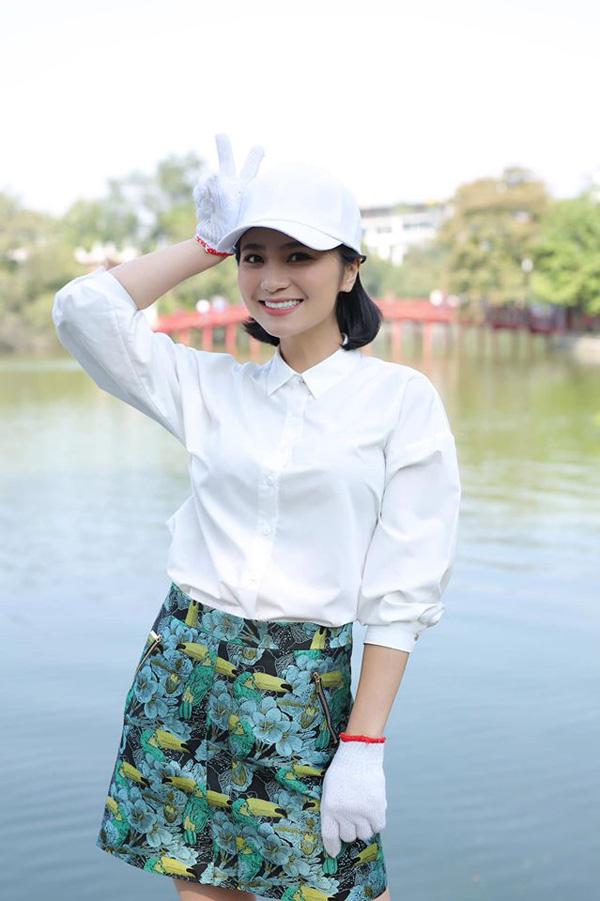Việt Nam chiến thắng, cô San Diệu Hương cùng nhiều sao hải ngoại gửi lời ngọt ngào đến đội tuyển - Ảnh 1.