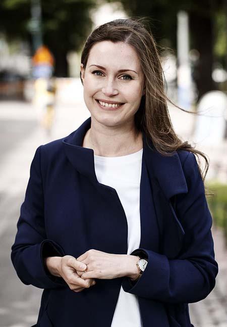 Nữ thủ tướng trẻ nhất thế giới lớn lên trong gia đình cầu vồng - Ảnh 1.