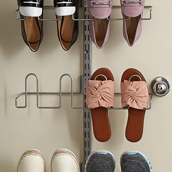 Những mẹo lưu trữ giày dép cực hay ho không phải ai cũng biết - Ảnh 5.