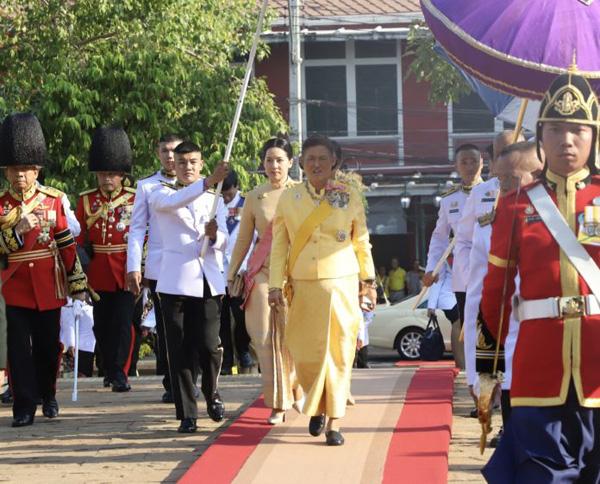 Em gái nhà vua Thái Lan bất ngờ xuất hiện đầy mạnh mẽ sau khi nhập viện cấp cứu vì bệnh tim - Ảnh 2.