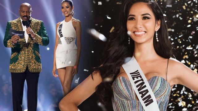 """Á hậu Hoàng Thùy: """"Tôi thiếu may mắn tại Miss Universe 2019"""" - Ảnh 1."""