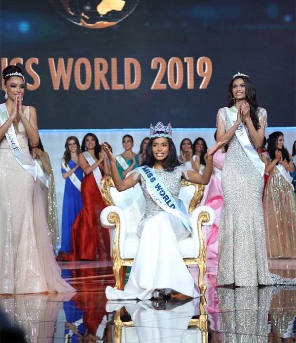Đạt thành tích tốt nhất ở Miss World, Lương Thuỳ Linh vẫn bị chê nhiều thiếu sót - Ảnh 1.