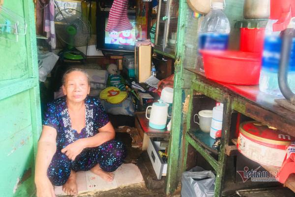 Người phụ nữ Sài Gòn một thời sống giàu có, cuối đời ở căn nhà 2m2 - Ảnh 1.