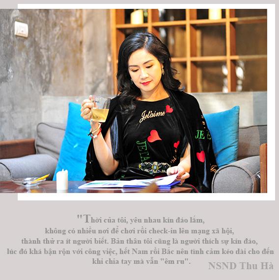 NSND Thu Hà lần đầu hé lộ về mối quan hệ với đạo diễn Trần Lực - Ảnh 6.