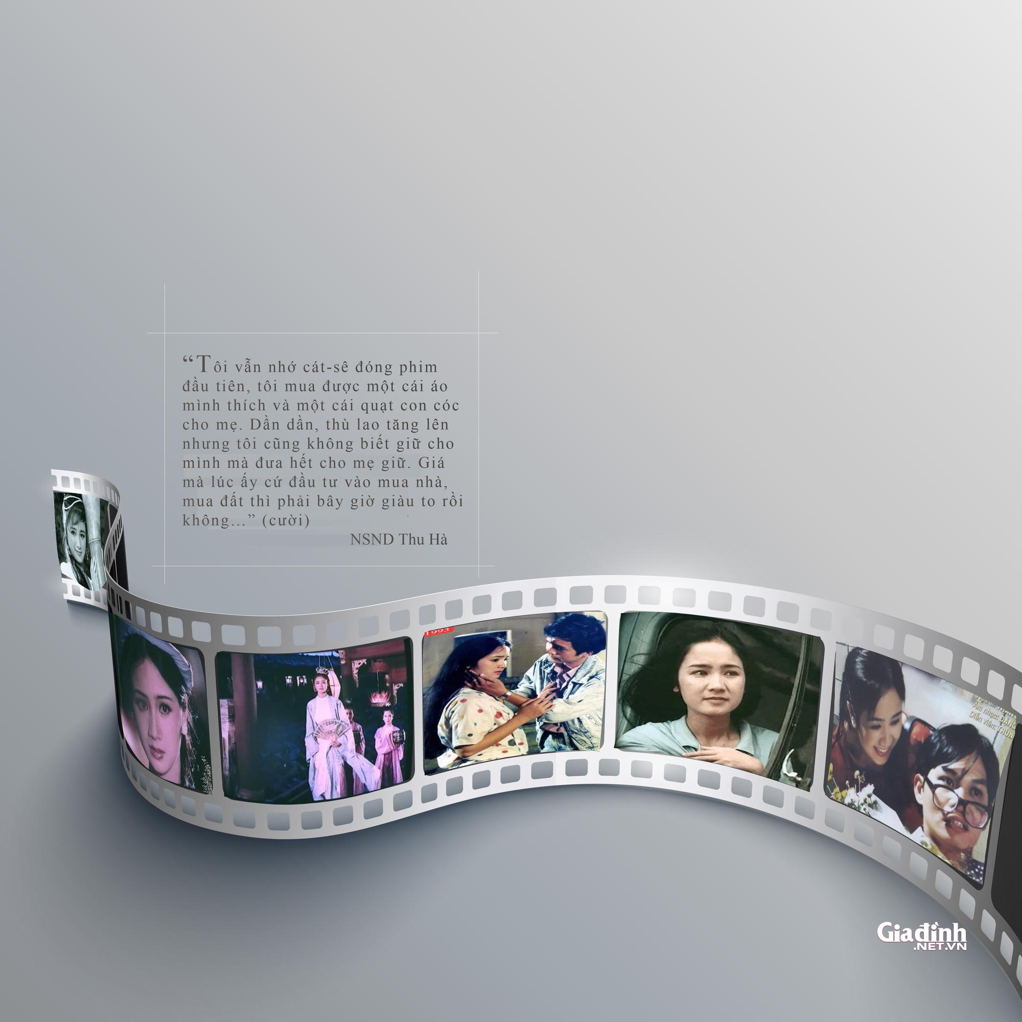 NSND Thu Hà lần đầu hé lộ về mối quan hệ với đạo diễn Trần Lực - Ảnh 2.