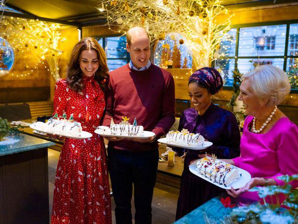 Cùng xuất hiện trên truyền hình, 2 nàng dâu hoàng gia Anh được đem ra so sánh, Công nương Kate đánh bại em dâu Meghan bởi một loạt ưu điểm - Ảnh 1.