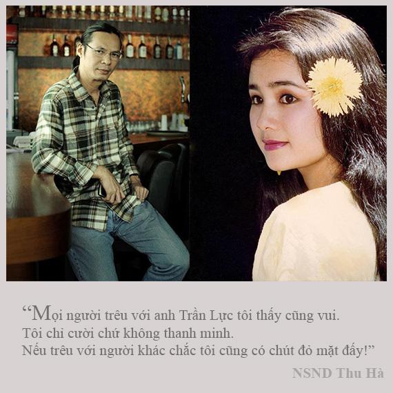 NSND Thu Hà lần đầu hé lộ về mối quan hệ với đạo diễn Trần Lực - Ảnh 5.