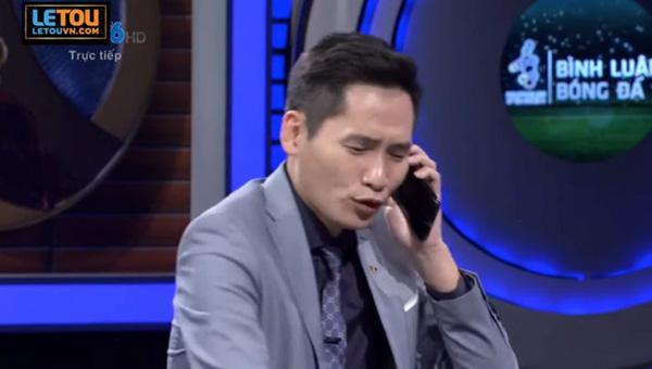Dân mạng bức xúc chuyện BTV Quốc Khánh troll thủ môn Bùi Tiến Dũng trên sóng truyền hình - Ảnh 1.