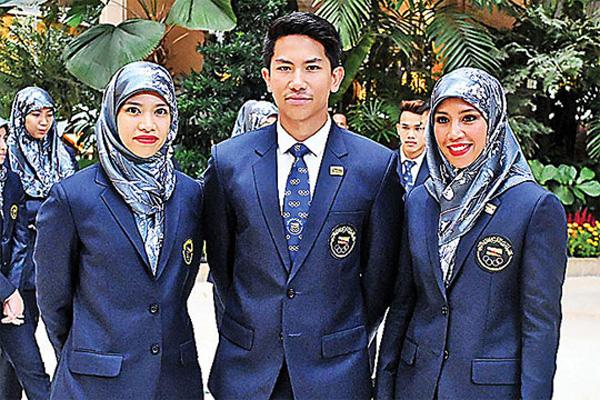 Công chúa Brunei thi đấu tại Sea Games 30 khiến nhiều người ghen tị vì giàu, giỏi, đẹp - Ảnh 1.