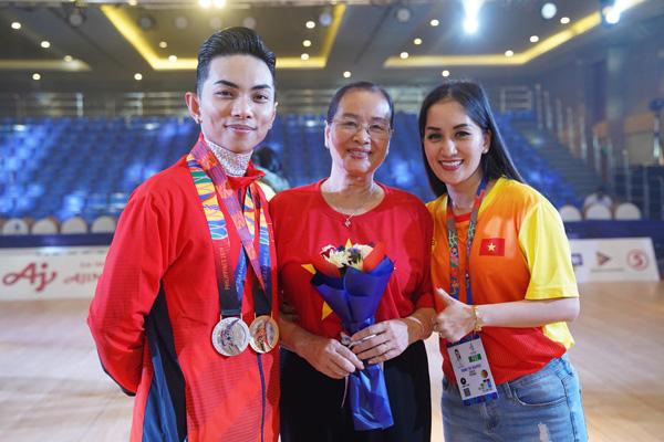Chồng trẻ giành Huy chương Vàng Sea Games, Khánh Thi khóc nức nở vì quá hạnh phúc - Ảnh 7.