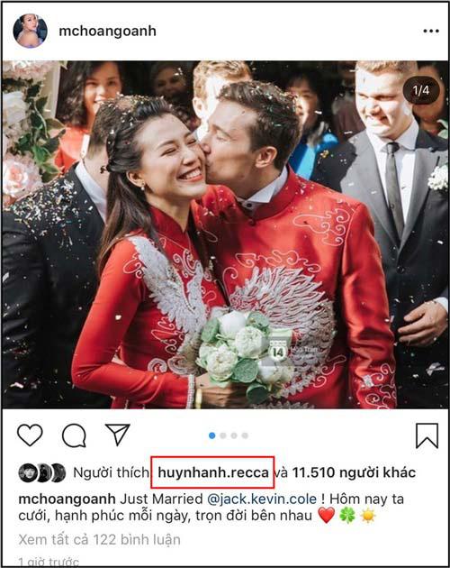 Huỳnh Anh nói về đám cưới của tình cũ Hoàng Oanh: Làm vợ là phải vui, tôi mong cô ấy hạnh phúc - Ảnh 4.