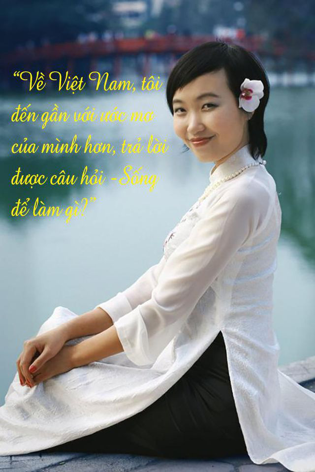 Cô gái Việt tốt nghiệp ĐH Harvard: Tình yêu bản thân là tình yêu lớn nhất cuộc đời - Ảnh 5.