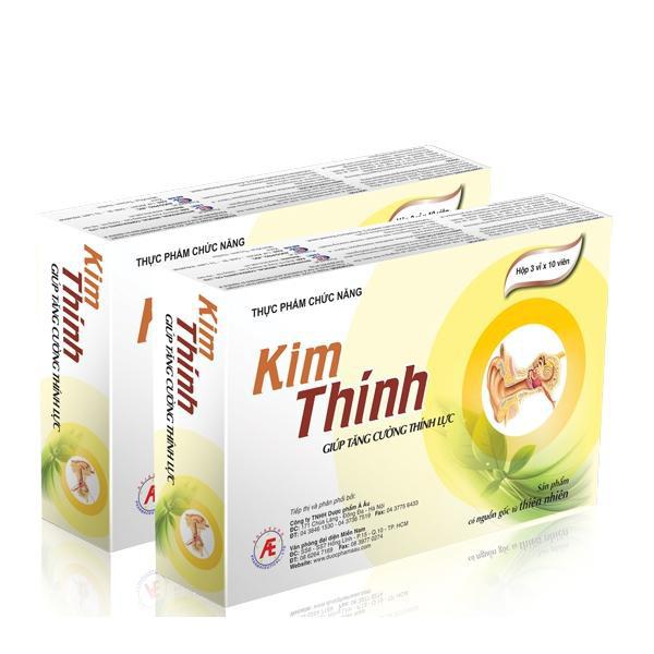 Ai đang bị tiếng vo ve trong tai, hãy nhớ dùng ngay sản phẩm Kim Thính - Ảnh 4.