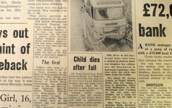 Bức ảnh cũ gần 50 năm được đăng trên Facebook đã tố cáo tội ác man rợ của người cha dượng với con riêng của vợ - Ảnh 2.