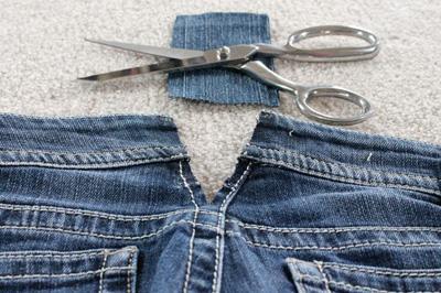 Quần jean bỗng chật cứng vì bạn tăng cân, đừng quá buồn mà vứt vào góc tủ, đây là cách giúp nó rộng trở lại - Ảnh 5.