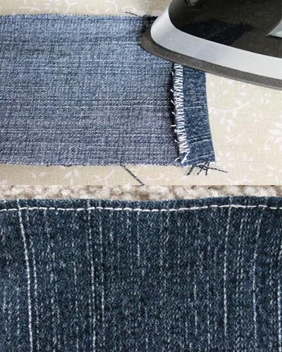 Quần jean bỗng chật cứng vì bạn tăng cân, đừng quá buồn mà vứt vào góc tủ, đây là cách giúp nó rộng trở lại - Ảnh 6.