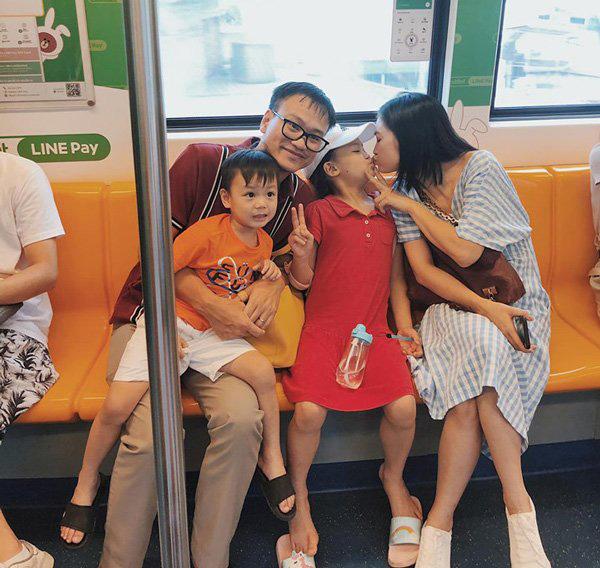 Mất tích 5 năm rồi quay lại màn ảnh: Quỳnh Nga ly hôn, Diệu Hương hạnh phúc bên chồng con ở Mỹ - Ảnh 2.
