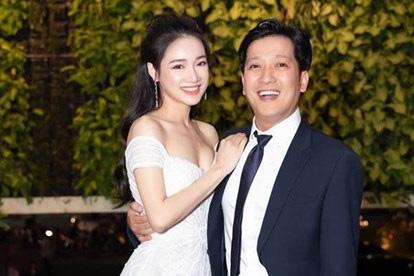 Nhã Phương lần đầu tiết lộ tên con gái và cuộc sống bên Trường Giang sau hơn một năm kết hôn - Ảnh 2.