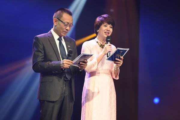 BTV Hoàng Trang: Được nhận vào VTV chỉ sau 1 đêm, nhớ mãi câu nói của MC Lại Văn Sâm - Ảnh 5.