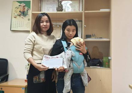 Sức khỏe bé gái 1 tuổi bị tim bẩm sinh ở Tuyên Quang yếu hơn trước - Ảnh 3.