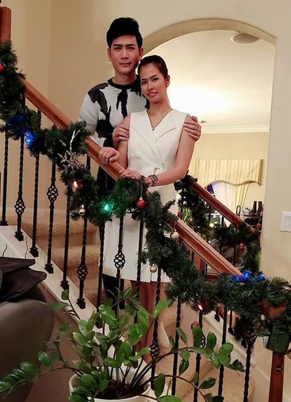 Danh hài Việt Hương và loạt nghệ sĩ hải ngoại đón Giáng sinh - Ảnh 12.