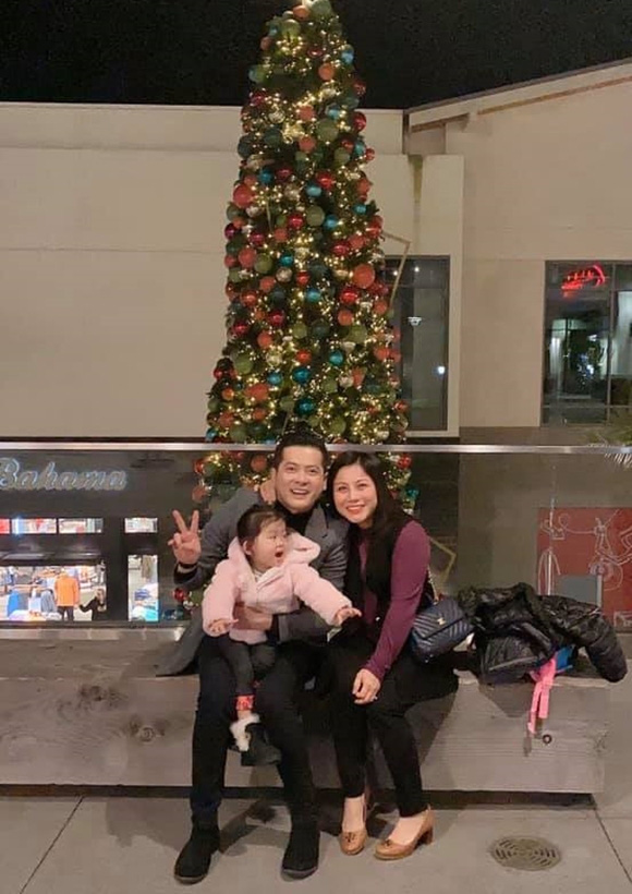 Danh hài Việt Hương và loạt nghệ sĩ hải ngoại đón Giáng sinh - Ảnh 3.