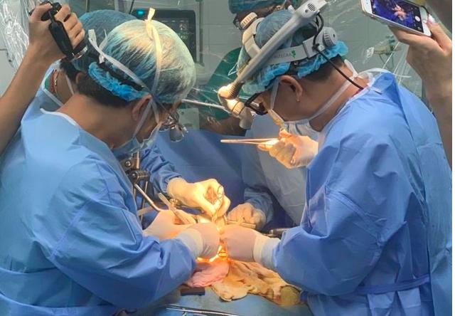 Dấu ấn đặc biệt của ngành ghép tạng năm 2019 - Ảnh 2.