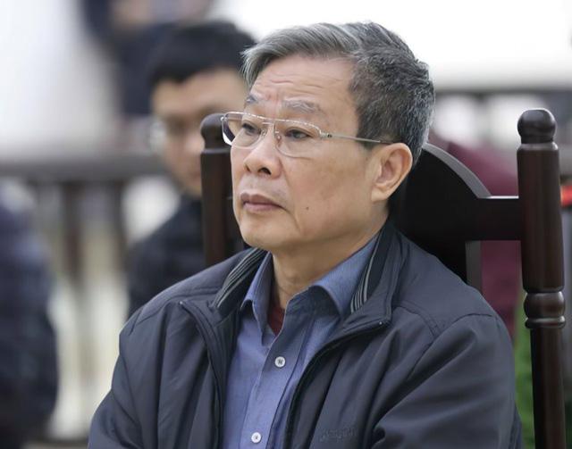 Cựu Bộ trưởng Nguyễn Bắc Son bị tuyên án chung thân - Ảnh 1.