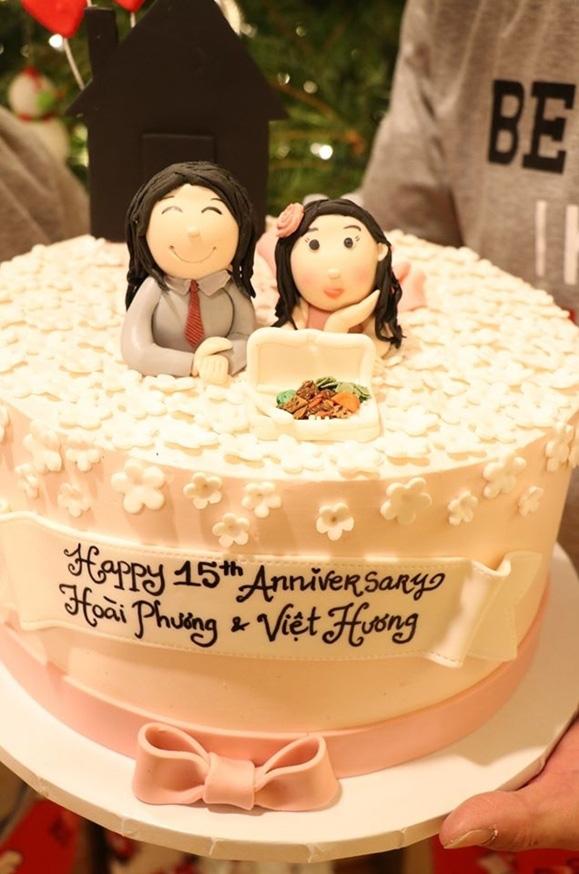 Vợ chồng danh hài Việt Hương 15 năm bên nhau - Ảnh 1.