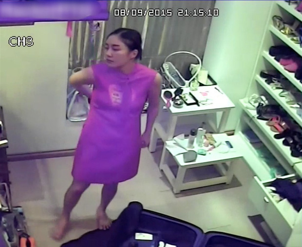 Hoa hậu Phan Hoàng Thu hoảng loạn vì bị hack điện thoại, camera - Ảnh 1.