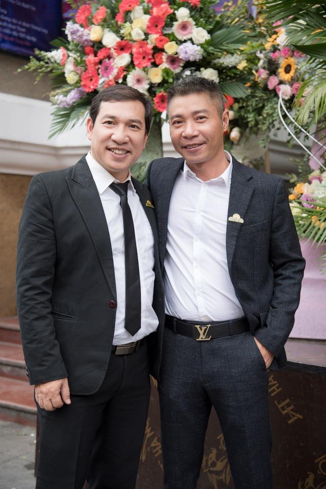 Công Lý - Quang Thắng gắn bó từ thuở ở nhà thuê, 20 năm đồng cam cộng khổ  - Ảnh 1.