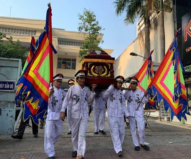 Phát Mẹ yêu con tiễn đưa nhạc sĩ Nguyễn Văn Tý - Ảnh 6.