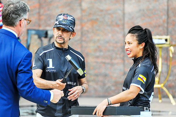 Công chúa Hoàng tử Brunei  giàu có vẹn tròn tài sắc đang thi đấu gây ấn tượng tại Sea Games 30 - Ảnh 2.