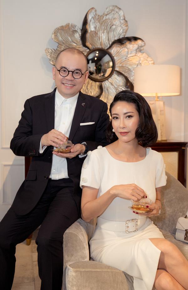 27 năm sau đăng quang Hoa hậu Việt Nam, Hà Kiều Anh xuất hiện gây bất ngờ với nhan sắc không tuổi - Ảnh 1.
