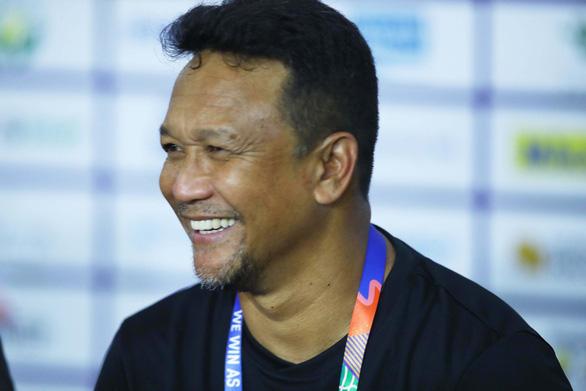 HLV Park Hang-Seo: Tôi thay Dũng không phải vì lỗi của cậu ấy trước Indonesia - Ảnh 2.