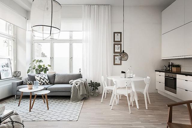 Những mẫu phòng khách gia đình khiến bạn chỉ muốn rinh ngay về đặt vào nhà mình - Ảnh 3.