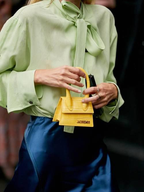 Những thiết kế túi dự đoán sẽ chiếm sóng trong năm mới - Ảnh 4.