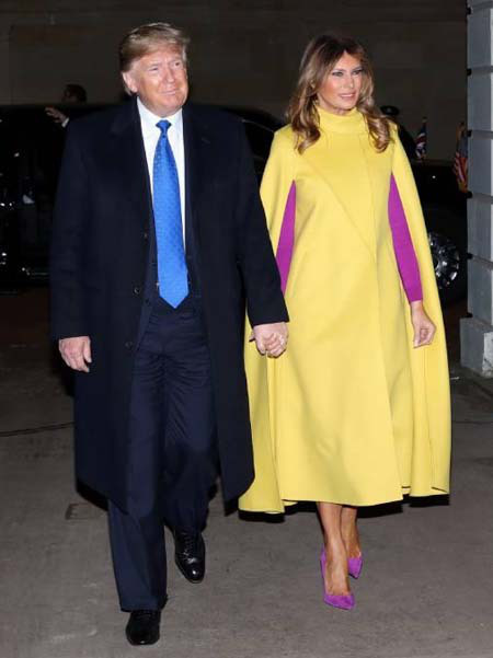 Kate diện váy 1.300 USD đón lãnh đạo thế giới - Ảnh 7.