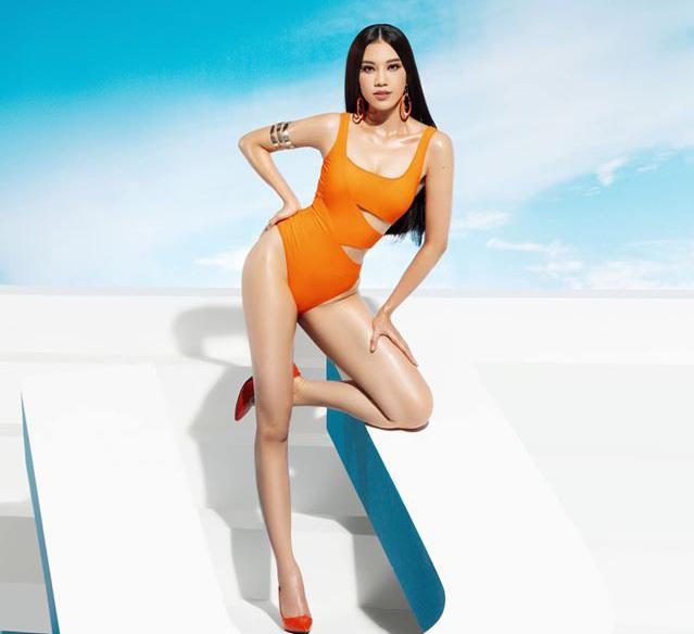 Ba thí sinh catwalk đẹp nhất ở Hoa hậu Hoàn vũ Việt Nam 2019 là ai?  - Ảnh 11.