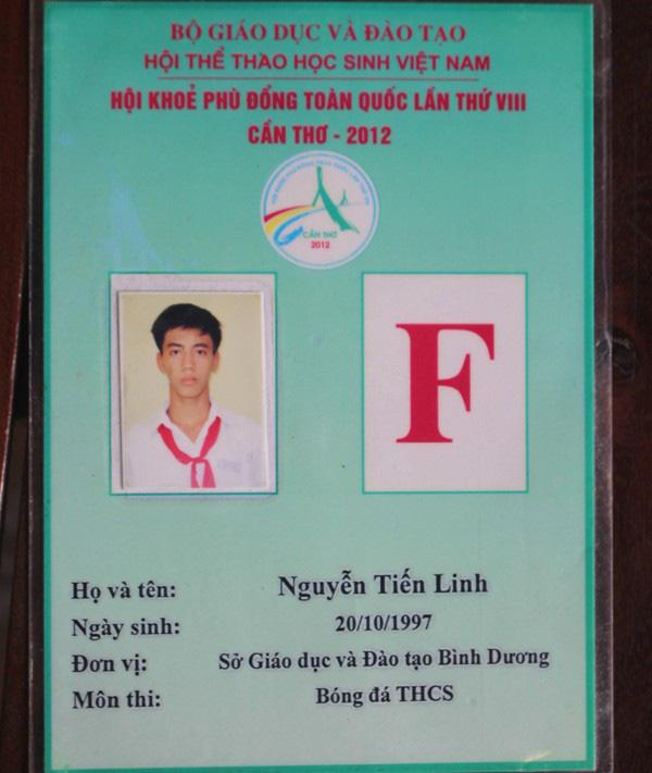 Những câu chuyện ít biết về Tiến Linh - người hùng ghi 2 bàn thắng vào lưới đội tuyển U22 Thái Lan - Ảnh 9.