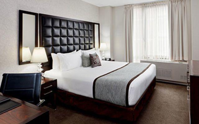 Khách tháo cả... giường ngủ của khách sạn để mang đi - Ảnh 1.