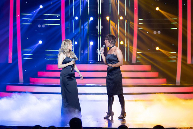Gương mặt thân quen: Hóa thân thành Whitney Houston, Phan Ngọc Luân xuất sắc giành giải nhất tuần - Ảnh 1.