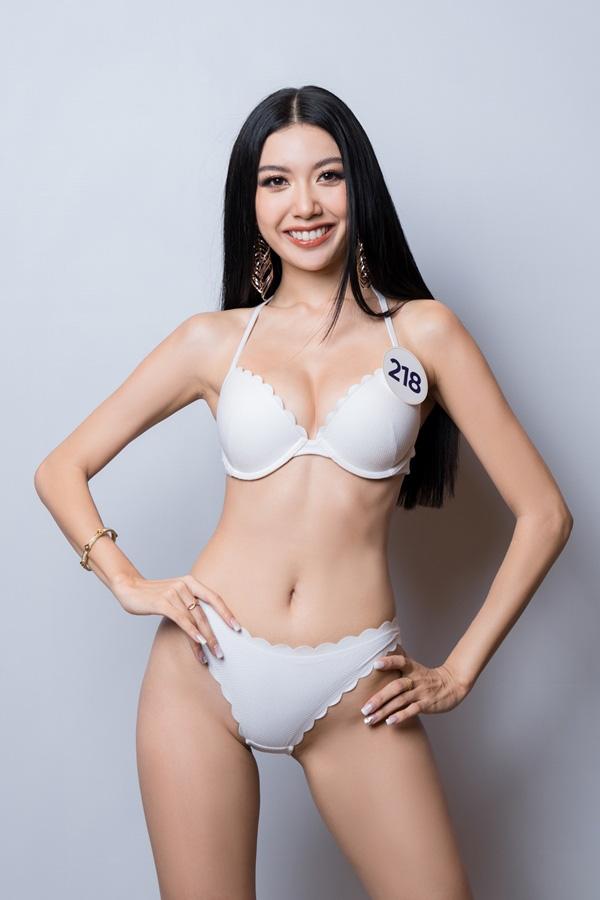 Thúy Vân gây tiếc nuối khi trượt ngôi Hoa hậu Hoàn vũ Việt Nam - Ảnh 3.
