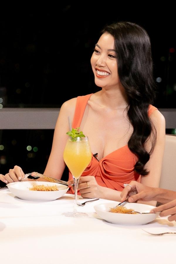 Thúy Vân gây tiếc nuối khi trượt ngôi Hoa hậu Hoàn vũ Việt Nam - Ảnh 7.