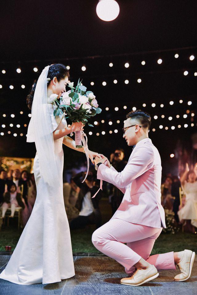 """MC VTV lấy được vợ """"nhờ bát cháo sườn"""" và đám cưới 100 khách mời  - Ảnh 5."""