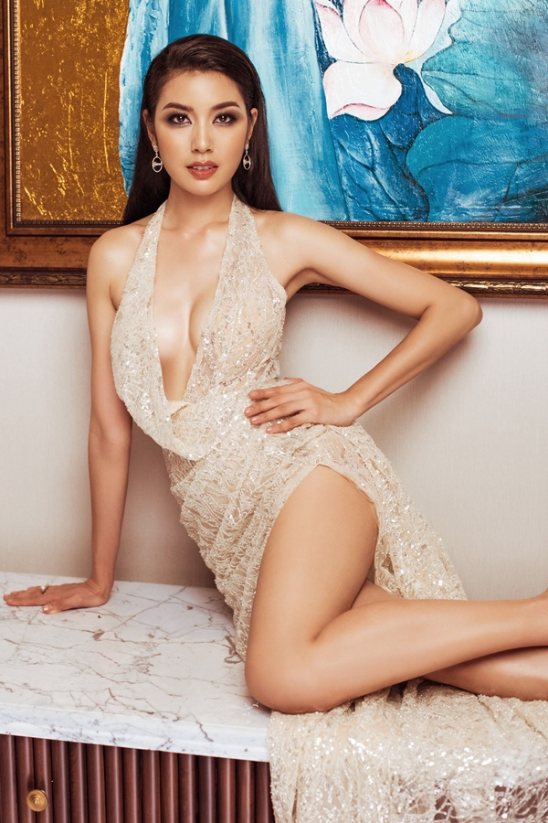 Thúy Vân gây tiếc nuối khi trượt ngôi Hoa hậu Hoàn vũ Việt Nam - Ảnh 9.