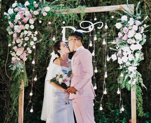 """MC VTV lấy được vợ """"nhờ bát cháo sườn"""" và đám cưới 100 khách mời  - Ảnh 6."""