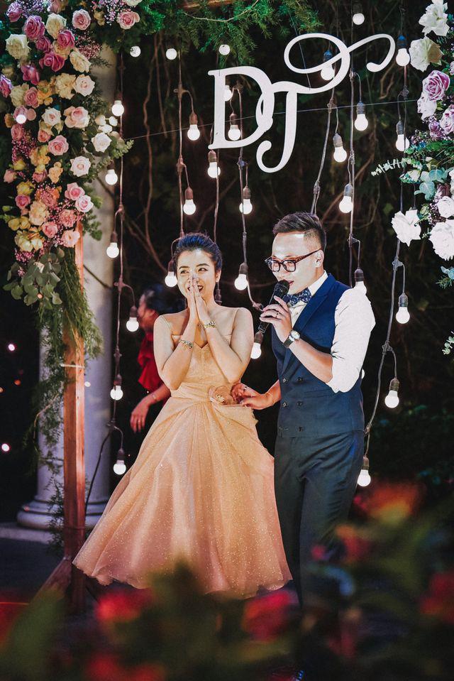 """MC VTV lấy được vợ """"nhờ bát cháo sườn"""" và đám cưới 100 khách mời  - Ảnh 7."""
